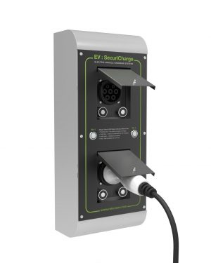 image of the rolec SecuriCharge EV Wall Unit