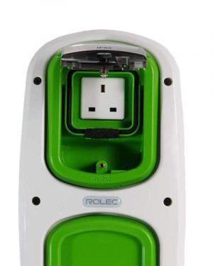 image of the Rolec 13amp Wallpod socket