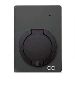 image of the EO Mini Charging Point - untethered - black