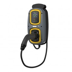 image of the Wallpod Solar Charge Tethered Charger