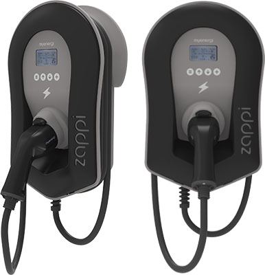 image of the zappi charger